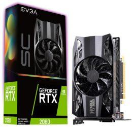 EVGA GeForce RTX 2060 SC GAMING 6GB GDDR6 192bit - GeForce RTX2060 6GB GDDR6