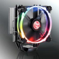 Raijintek Leto RGB LED 12cm processzor hűtő