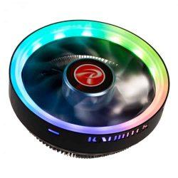 Raijintek Juno Pro RBW 12cm RGB LED processzor hűtő