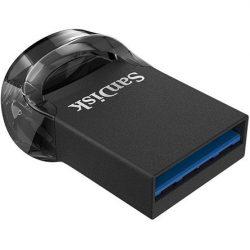 Sandisk 128GB USB3.1 Cruzer Fit Ultra Fekete (173488) Flash Drive