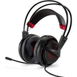 HP OMEN 800 Gaming mikrofonos fejhallgató (1KF76AA#ABB)