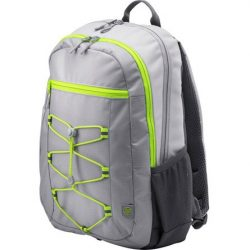 """HP Active 15,6"""" notebook hátizsák szürke-sárga (1LU23AA#ABB)"""