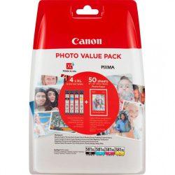 Canon CLI-581XL color photo value pack