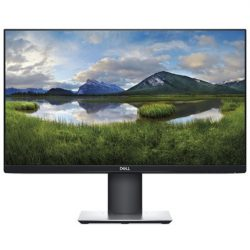 "23.8"" Dell P2419H IPS LED monitor fekete"