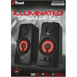 Trust GXT 608 Illuminated 2.0 Speaker Set