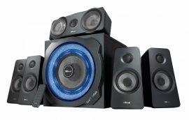 Trust GXT 658 Tytan 5.1 Surround Speaker System Black