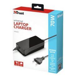 Trust Primo 70W notebook hálózati töltő adapter