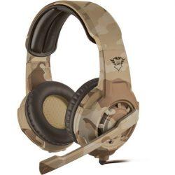 Trust GXT 310D Radius Desert gaming headset