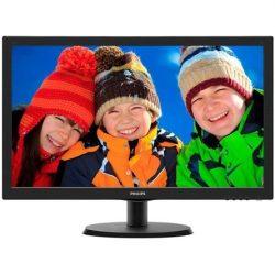 """Philips 223V5LHSB 21.5"""" LED monitor fekete"""