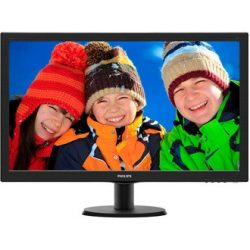 "27"" Philips 273V5LHAB LED monitor"