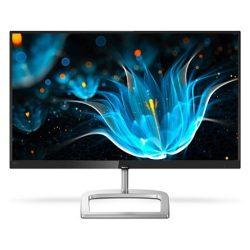 "27"" Philips 276E9QDSB IPS LED monitor (FreeSync) fekete-ezüst"