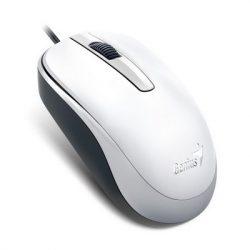 Genius DX-120 optikai egér fehér