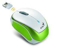 Genius Micro Traveler 9000R W-Green