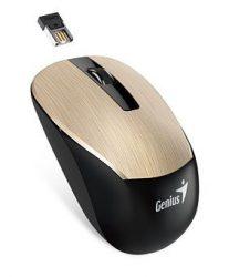 Genius NX-7015 Gold Metallic wireless egér