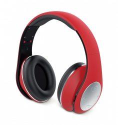 HS-935BT Red Bluetooth Mikrofonos fejhallgató