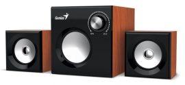 Genius SW-2.1 370 Wood hangfalszett