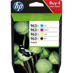 HP 3YP35AE patron 4pack C/M/Y/Bk No.963XL