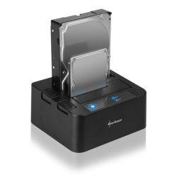 Sharkoon QuickPort Duo USB3.0 V2 HDD Dokkoló