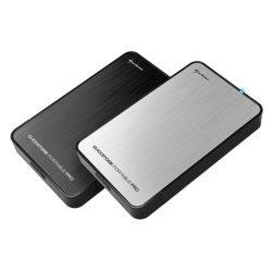 """Sharkoon QuickStore Portable Pro U3 - 2,5"""" külső ház USB3.0"""