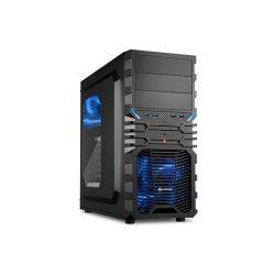 Sharkoon VG4-W Blue számítógépház