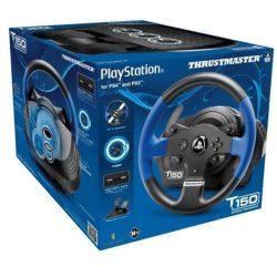 Thrustmaster T150 Pro USB kormány fekete-kék kormány