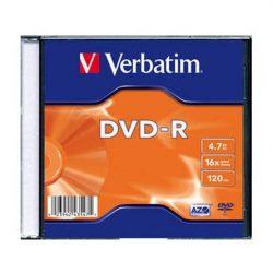 Verbatim DVD-R írható DVD lemez