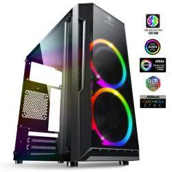 Spirit of Gamer Deathmatch 3 RGB számítógépház