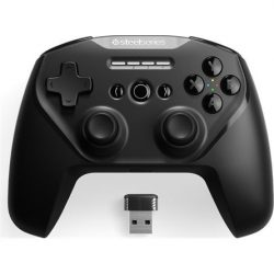 Steelseries Stratus Duo Bluetooth/Wireless gamepad fekete