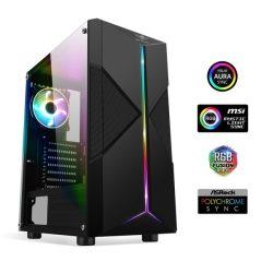Spirit of Gamer CLONE 3 RGB számítógépház