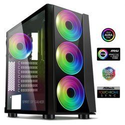 Spirit of Gamer Számítógépház - GHOST III RGB