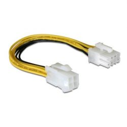 Delock Power 4pin -> Power 8pin M/F adapter (82405)