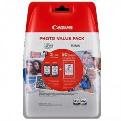 Canon PG-545XL / CL-546XL Photo Value Pack