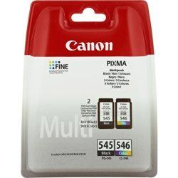 Canon PG-545 + CL-546 Combopack tintapatron