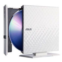 Asus SDRW-08D2S-U LITE külső DVD író fehér