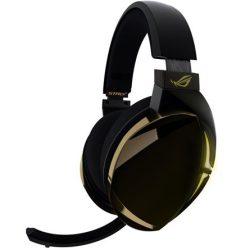 Asus ROG Strix Fusion 700 7.1 gaming headset fekete