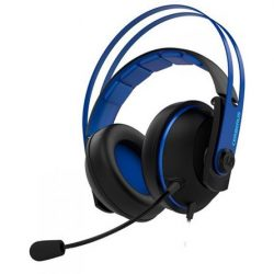 Asus Cerberus V2 2.0 gaming headset kék-fekete
