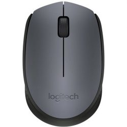 Logitech M170 wireless egér szürke
