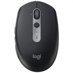 Logitech M590 Multi-Device Silent Bluetooth / vezeték nélküli optikai egér fekete