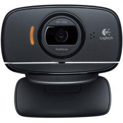 Logitech C525 720p webkamera fekete