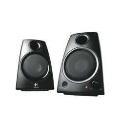 Logitech Z130 2.0 hangszóró fekete