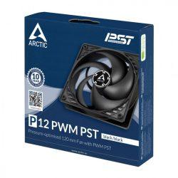 Arctic P12 PWM PST black cooler