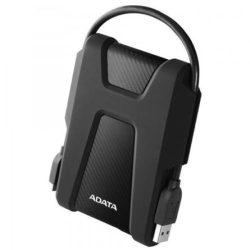 """1TB ADATA HD680 USB3.1 2,5"""" ütésálló külső HDD fekete"""