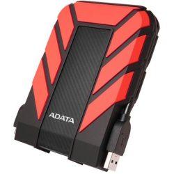1TB ADATA HD710 Pro  USB3.0 vízálló ütésálló külső HDD piros