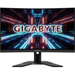 """27"""" Gigabyte G27FC-EK ívelt LED gaming monitor"""