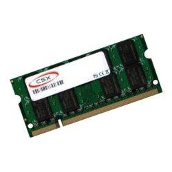 4GB CSX DDR3 1066MHz SoDimm