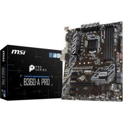 MSI B360-A PRO alaplap