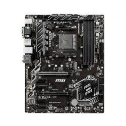 MSI B450-A PRO MAX desktop alaplap ATX