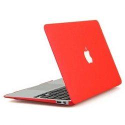 "BH423 13,3"" Macbook Pro matt védőtok - piros"