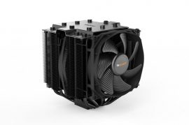 Be Quiet! Dark Rock Pro 4 12cm + 13.5cm processzor hűtő