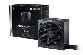 Be quiet! 700W Pure Power 11 80+ Bronze